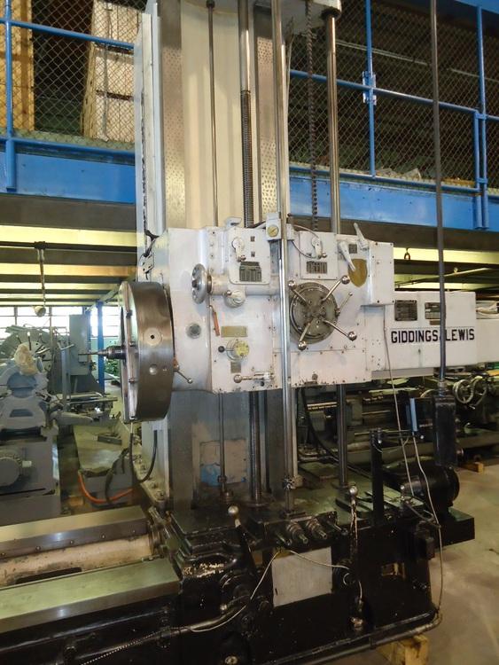 giddings machine company