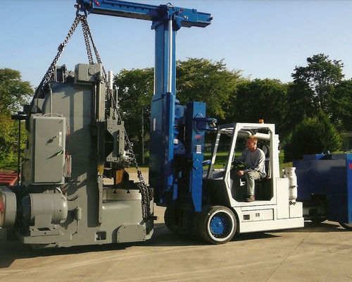 Our 40/60 Versa Lift Forklift