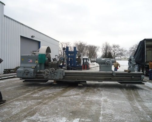 American Lathe ships out