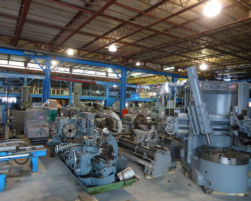 We specialize in high quality used machine tools